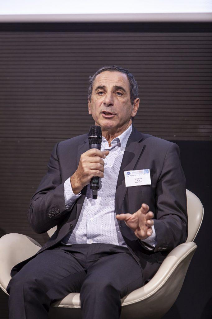 Photo de Gérard Leca, président du GCEE