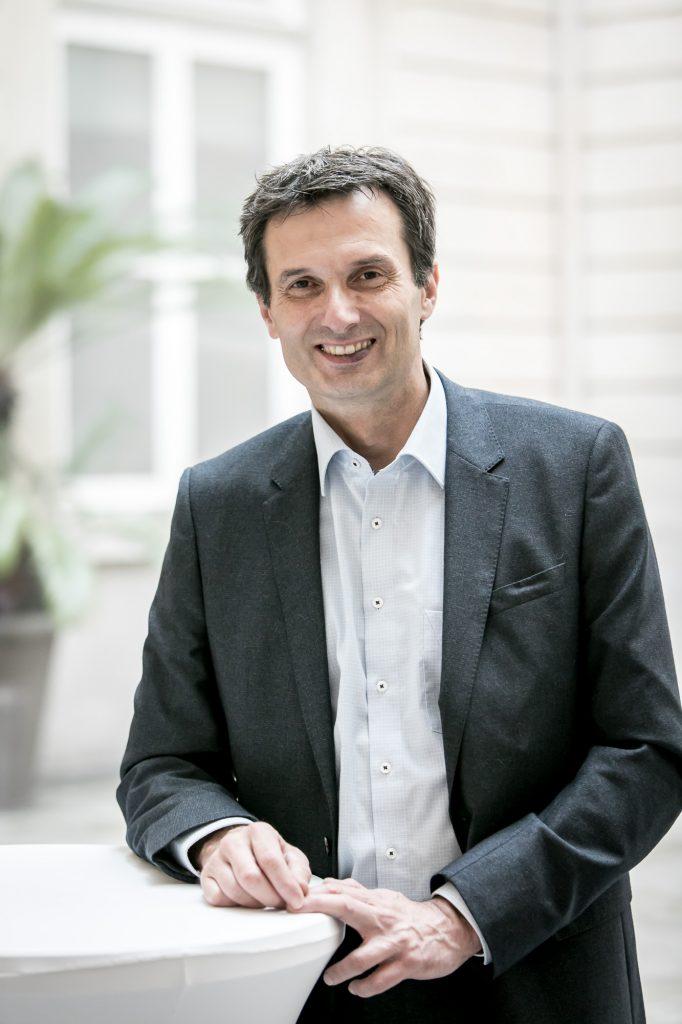 Photo de Jean-Luc Ventura, réélu pour un 2ème mandat – par Agence Oblique – Tanguy de Montesson